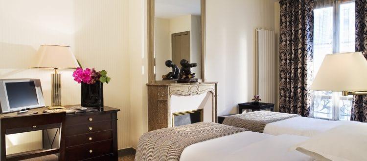 HÔTEL VANEAU SAINT GERMAIN Charmoso hotel - 7e arrondist de Paris on